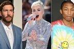 Calvin Harris, Katy Perry, Pharrell - Feels (videoclip, varianta 2)