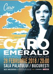 Caro Emerald – concert de Martisor la Bucuresti