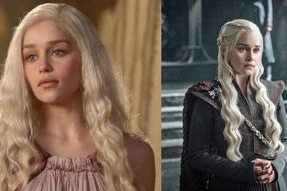 Cum s-au schimbat personajele din Game of Thrones de-a lungul serialului? (galerie foto)
