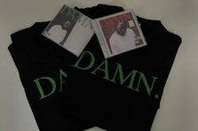 CONCURS: Castiga doua seturi tricou + CD Kendrick Lamar - Damn, oferite de Universal Music