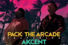 Pack The Arcade feat. Akcent - Cool Guy (videoclip nou)