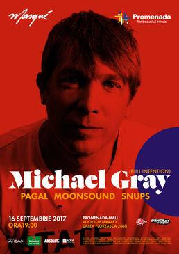 Masque - Michael Gray
