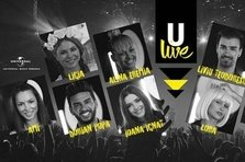 Universal Music Romania si MediaPro Music lanseaza ULive Session
