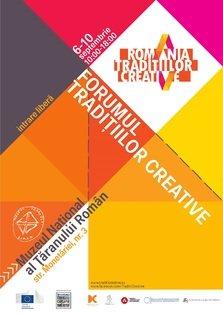 Prima editie a Forumului Traditiilor Creative