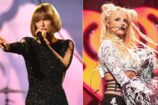 Asculta un mash-up intre Britney Spears si Taylor Swift