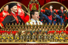 Marele Cor al Armatei Rosii isi extinde turneul in Romania