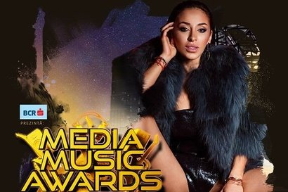 Lora, Connect-R, Sore si Irina Rimes canta la Media Music Awards