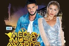 Alina Eremia si Dorian Popa prezinta Media Music Awards