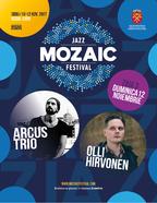 Seria de concerte Mozaic Jazz Festival continua cu diferite stiluri de jazz