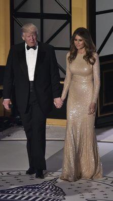Melania & Ivanka Trump au stralucit la ceremonia de investire a lui Donald Trump