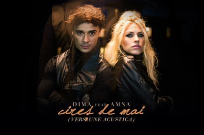 Dima & Amna - Cires de mai (versiune acustica)