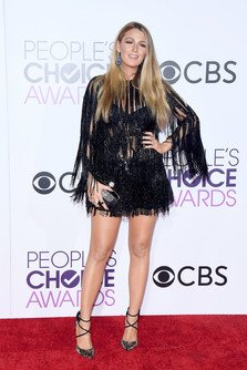 Parada tinutelor de nota 10 la People's Choice Awards 2017