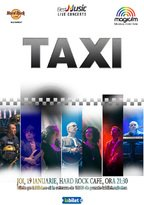 CONCERT: Concert TAXI @ Hard Rock Cafe