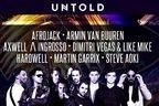 Primele nume pentru Untold 2017!