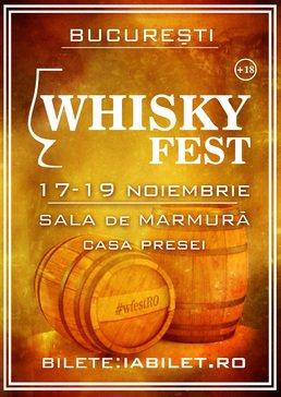 Whisky Fest la Casa Presei din Bucuresti