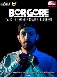 Borgore canta la Arenele Romane pe 6 decembrie