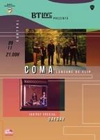 COMA - lansare de clip, Club Control 9 noiembrie