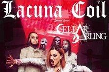 CONCURS: Castiga o invitatie dubla la Lacuna Coil si Cellar Darling