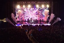 Media Music Awards se difuzeaza la TV