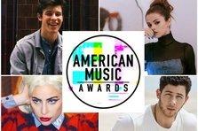 American Music Awards - Castigatori, show-uri video