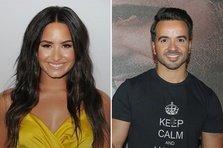 Luis Fonsi feat. Demi Lovato - Echame la culpa (videoclip nou)