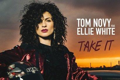 Tom Novy feat. Ellie White - Take It (videoclip nou)