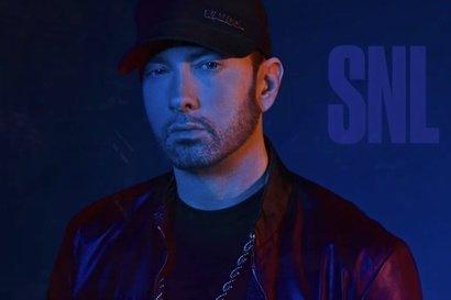 Eminem- Walk on Water live@ SNL