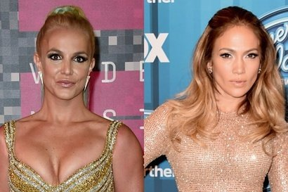 Jennifer Lopez i-a facut un cadou lui Britney Spears