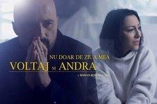 Voltaj & Andra - Nu Doar De Ziua Mea (videoclip nou)
