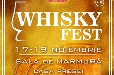 Whisky Fest 2017: program si reguli de acces