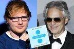 Ed Sheeran feat. Andrea Bocelli - Perfect Symphony (videoclip nou)