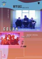 Golan live @ Control