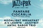 Jazz in the Park se extinde la 11 zile. Fanfara Ciocarlia, primul artist anuntat