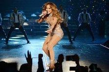 Jennifer Lopez isi incheie rezidenta in Las Vegas