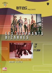Les Elephants Bizarres @ Control Club