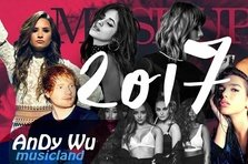 Asculta un mash-up al celor mai tari hituri din 2017!