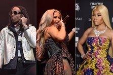 Migos feat. Nicki Minaj, Cardi B - Motorsport (videoclip nou)