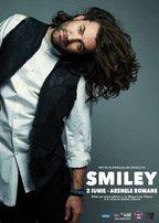 Al patrulea concert SMILEY la Arenele Romane pe 2 iunie 2018