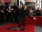Adam Levine are propria stea pe celebrul bulevard Walk of Fame