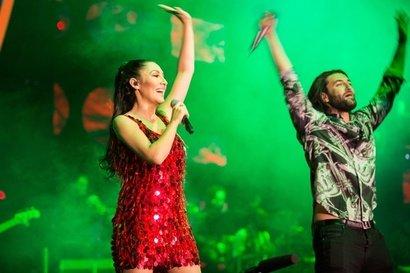Andra - Iubirea schimba tot (recenzie concert)