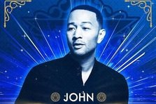 John Legend live @ NBA All Star (video)