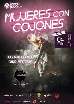 Mujeres con Cojones - Un party pentru femei cu atitudine!
