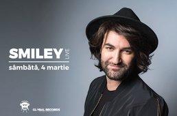 Smiley - live pe Domeniul Manasia