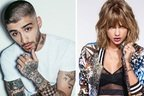 Taylor Swift si Zayn vin cu varianta acustica a I Don't Wanna Live Forever
