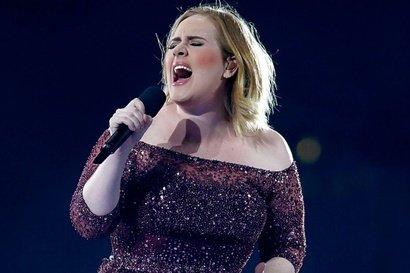 Adele: Nu stiu daca voi mai pleca in turneu vreodata