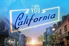 Costi, Drei Ros - I Love You California (videoclip nou)