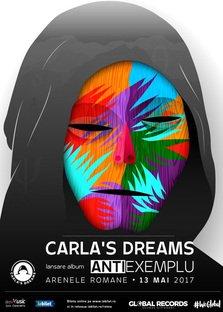 Carla's Dreams la Arenele Romane: O categorie de bilete este sold out!