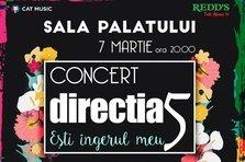 CONCURS: Castiga 5 invitatii duble la concertul Directia 5 de pe 7 martie!