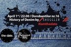 History of Denim by thedate