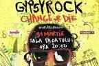 Concertul Gypsy Rock aduce cel mai mare numar de artisti prezenti pe scena Salii Palatului